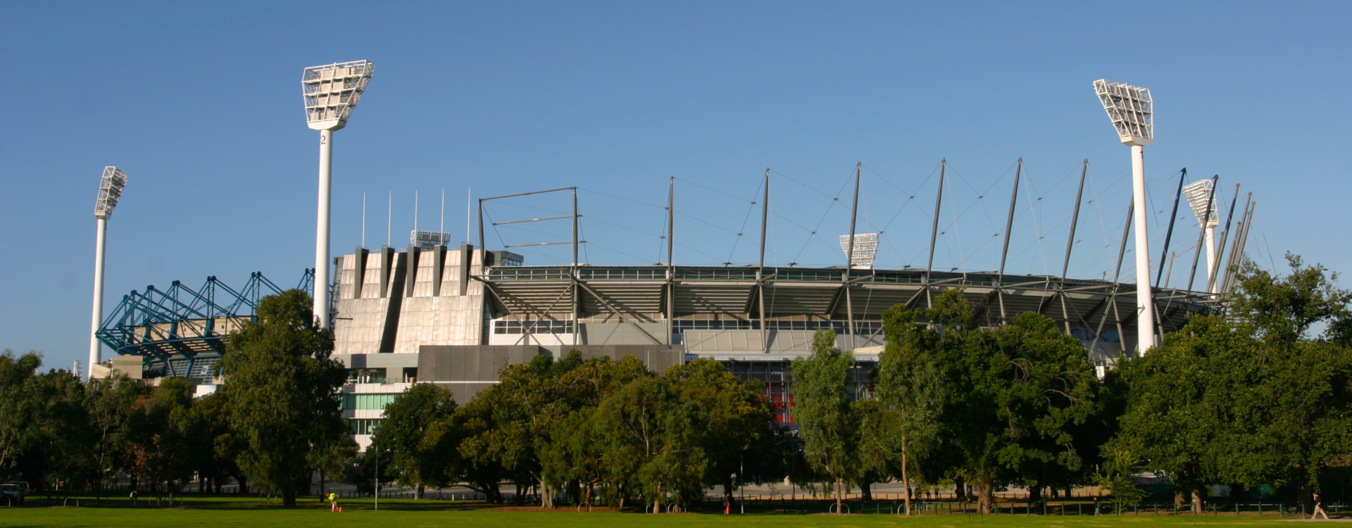 Melbourne is known as Australia's sporting capitol. The MCG and Australian Open are at your doorstep