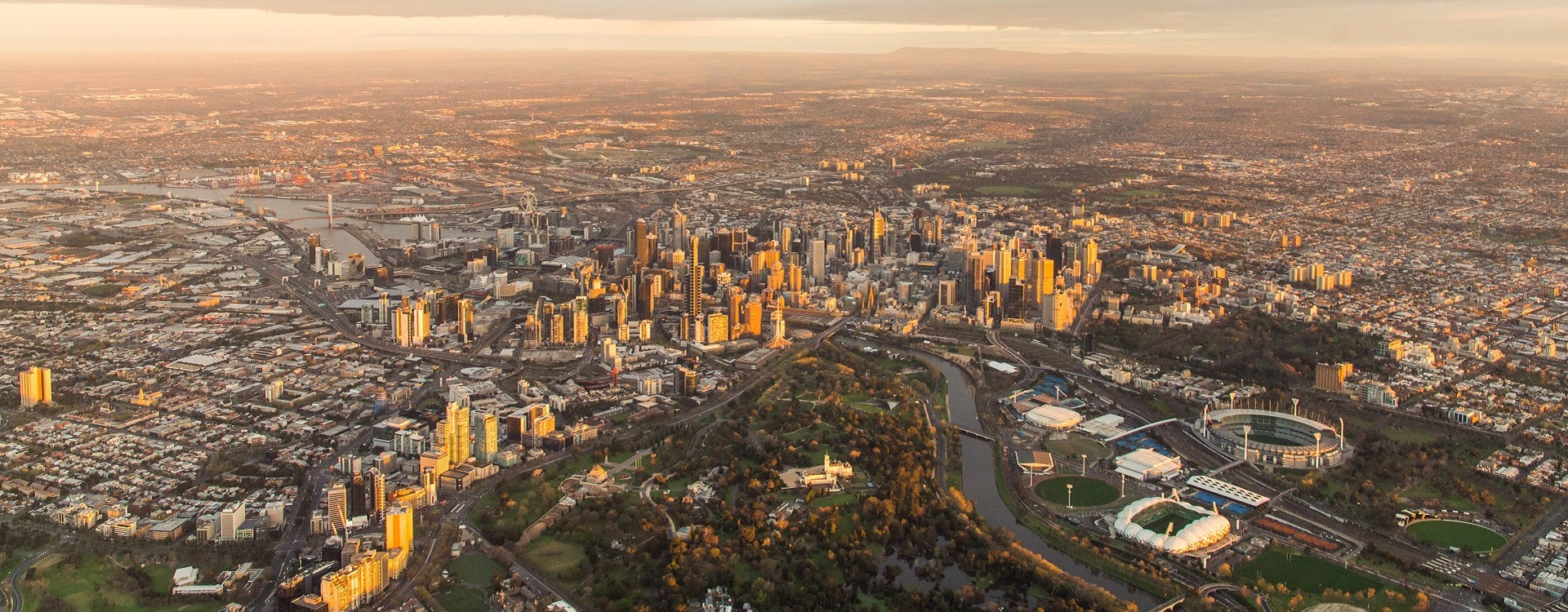 Melbourne is rated as one of the world's most liveable cities